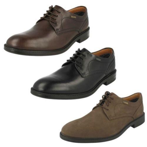Gtx Elegantes Hombre Chilver Clarks Con Cordones Zapatos Andar qnAOvB