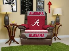 Seasons Designs Alabama Crimson Tide Man CAVE Recliner Chair Resin Ornament 3