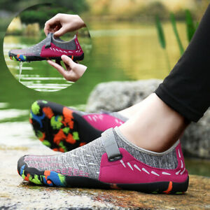 Womens Water Shoes Quick-Dry Barefoot Hiking Sports Beach Swim Surf Lightweight