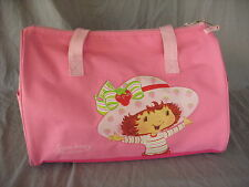 Strawberry Shortcake Duffle Bag Overnight Gym Dance Ballet Travel School 2006