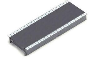 Hornby R460 Straight Clip Together Platform Section 168mm Long Grey Plastic 1stP