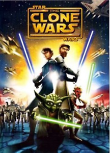 Star Wars - The Clone Wars [Region 2] - French Import (US IMPORT) DVD NEW