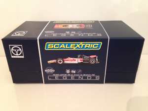 Scalcextric C3701A Lotus 49 Driven av Graham Hill