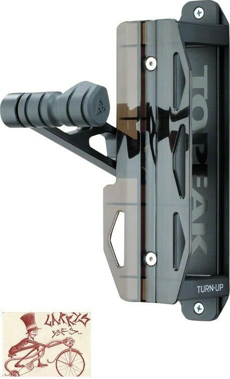 TOPEAK SWINGUP DX FIXED OR FLOATING BIKE HOLDER