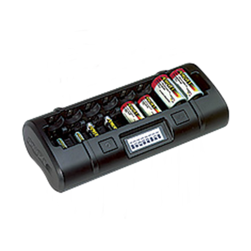Maha Powerex C808M Ultimate Pro Charger (charge AA/AAA/C/D)