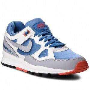 online österreich Nike Air Span Ii Trainers Blau www