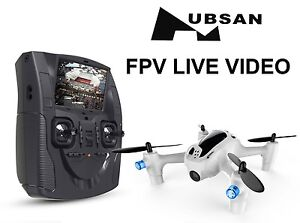 Hubsan X4 Plus H107D+ FPV Drone HD Camera, Altitude Hold,...