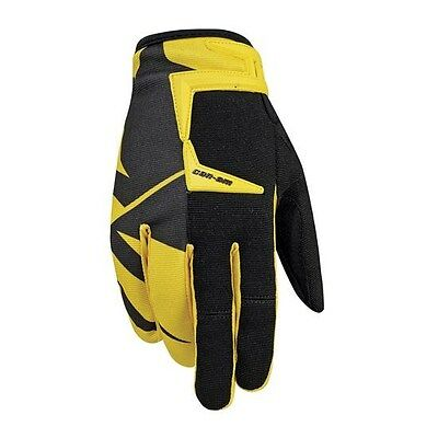 can-am Team Gloves - Yellow