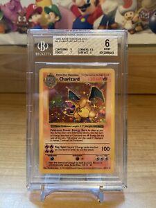 1999-Pokemon-Game-Charizard-Holo-Shadowless-4-Ex-Mt-6-BGS