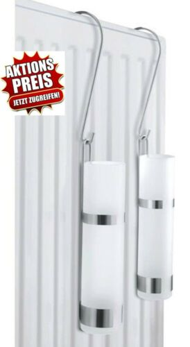 6 Luftbefeuchter Heizung Wasserverdunster Heizkörper Glas Edelstahl Verdampfer