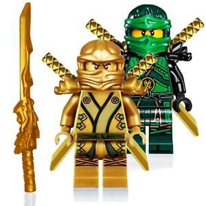 Lego Ninjago Green Ninja Lloyd Garmadon Dimensions Dragon Minifigure Minifigs Ebay