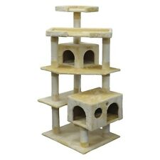 Go Pet Club GoPetClub Cat Tree Condo Scratcher Post Pet Bed Furniture F2020 NEW