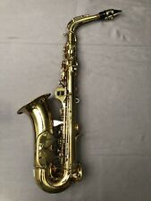 Used 1978 Conn Student Alto Sax 1 owner hard shell case