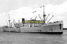mc0192 - Port Line Cargo Ship - Port Chalmers , built 1933 - photo 6x4
