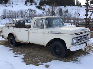 1961 Mercury one ton project truck