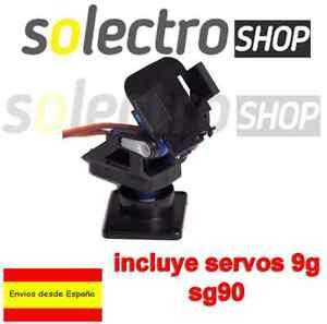 Kit-Plataforma-camara-2-Servos-SG90-ARDUINO-raspberry-servo-motor-UNO-9g-R0021