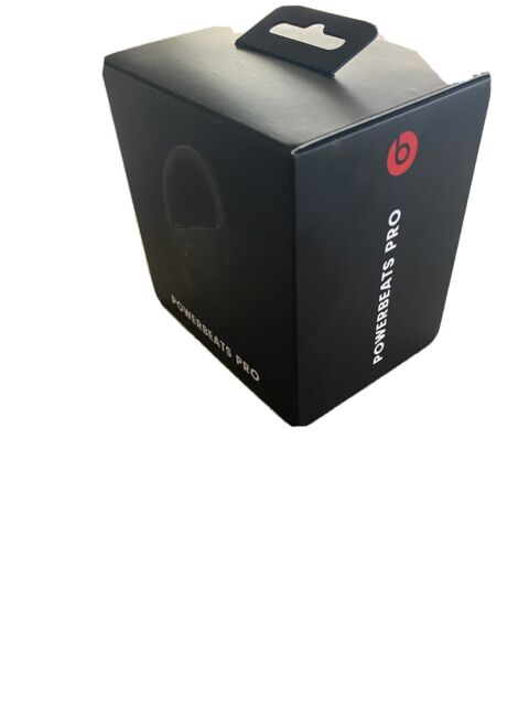 Beats by Dr. Dre Powerbeats Pro Ear-Hook Wireless Headphones - Black