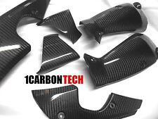 09 2010 2011 2012 2013 2014 YAMAHA YZF R1 CARBON FIBER AIR INTAKE COVER KIT 6PC