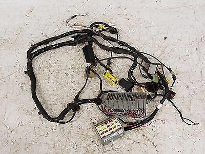 Jeep Wrangler TJ Under Dash Fuse Box Wiring Harness Late 1997 Soft Top 1/97  97p | eBayeBay