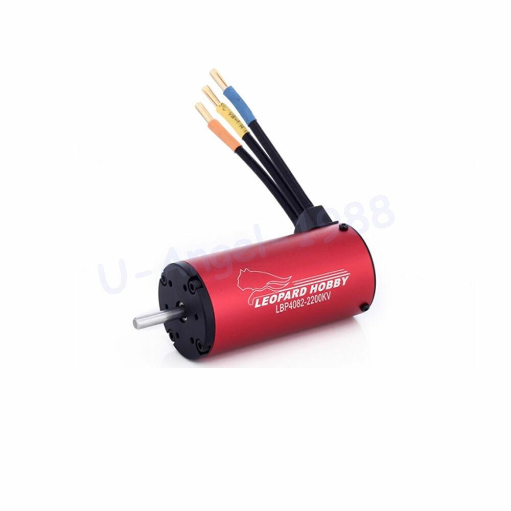 Leopard Inner rossoor brushless motor LBP4082 KV1600  2000 LBP4282 KV2000 4-pole  consegna e reso gratuiti