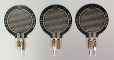 (3) FSR402 Short FSR Force Sensitive Resistor Resistive Pressure Sensor US Ship