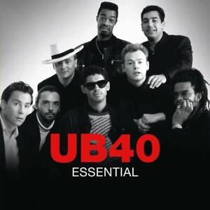 UB40-ESSENTIAL-CD-GREATEST-HITS-BEST-OF-80-039-s-REGGAE-POP-NEW