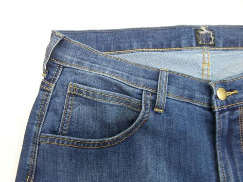 Ref blu Slim Slim 85 chiaro Lee Rrp £ Jeans secondi Mens Tb L145 H6Oxpfq1