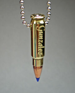 it come bmg and pendant bullets real product take bullet