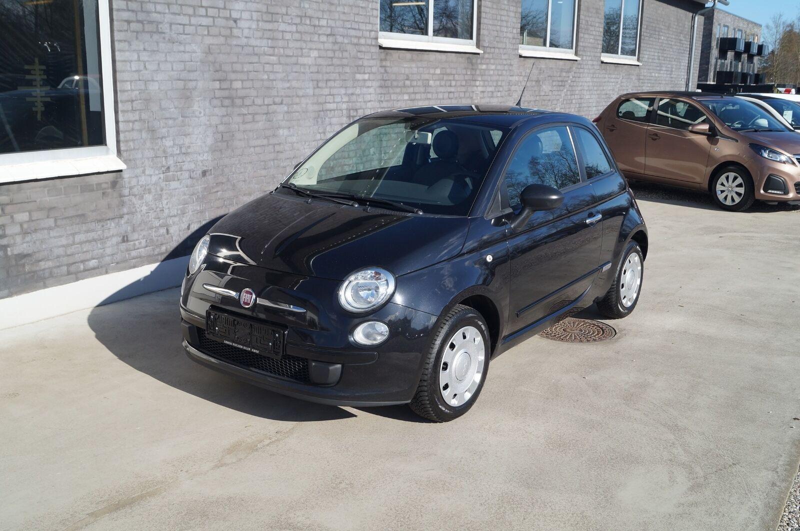 Fiat 500 1,2 Pop 3d - 32.999 kr.