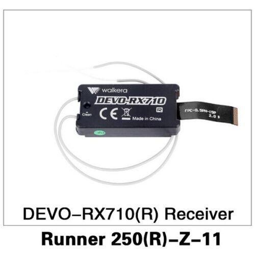 Receiver F16492 Walkera Runner 250 vorab Drohne Quadcopter Teil DEVO-RX710 R