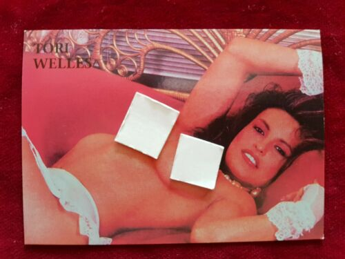 HOLLYWOOD CONFIDENTIAL EROTIC TRADING CARD SUPERSTAR LIMITED EDITION COLLECTION