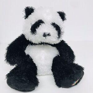 GANZ-Webkinz-Panda-HM111-8-US-Plush-Toy-Collectable-No-Tag
