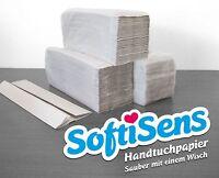 7488 Blatt Handtuchpapier Papierhandtücher C - Falz 25 x 33 cm natur NEU