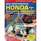 High Performance Honda Builder's Handbook Volume II by Joe Pettitt (Paperback / softback, 2000)