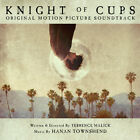Knight Of Cups (Original Soundtrack) by Hanan Townshend (CD, 2016)
