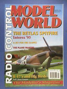 RC-Modell-Welt-Radio-Kontrollierte-Aircraft-Januar-1996