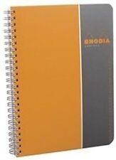 CLAIREFONTAINE RHODIA A-Z Address Book A5 ARANCIONE 119470c 180 PAGINE 90 fogli
