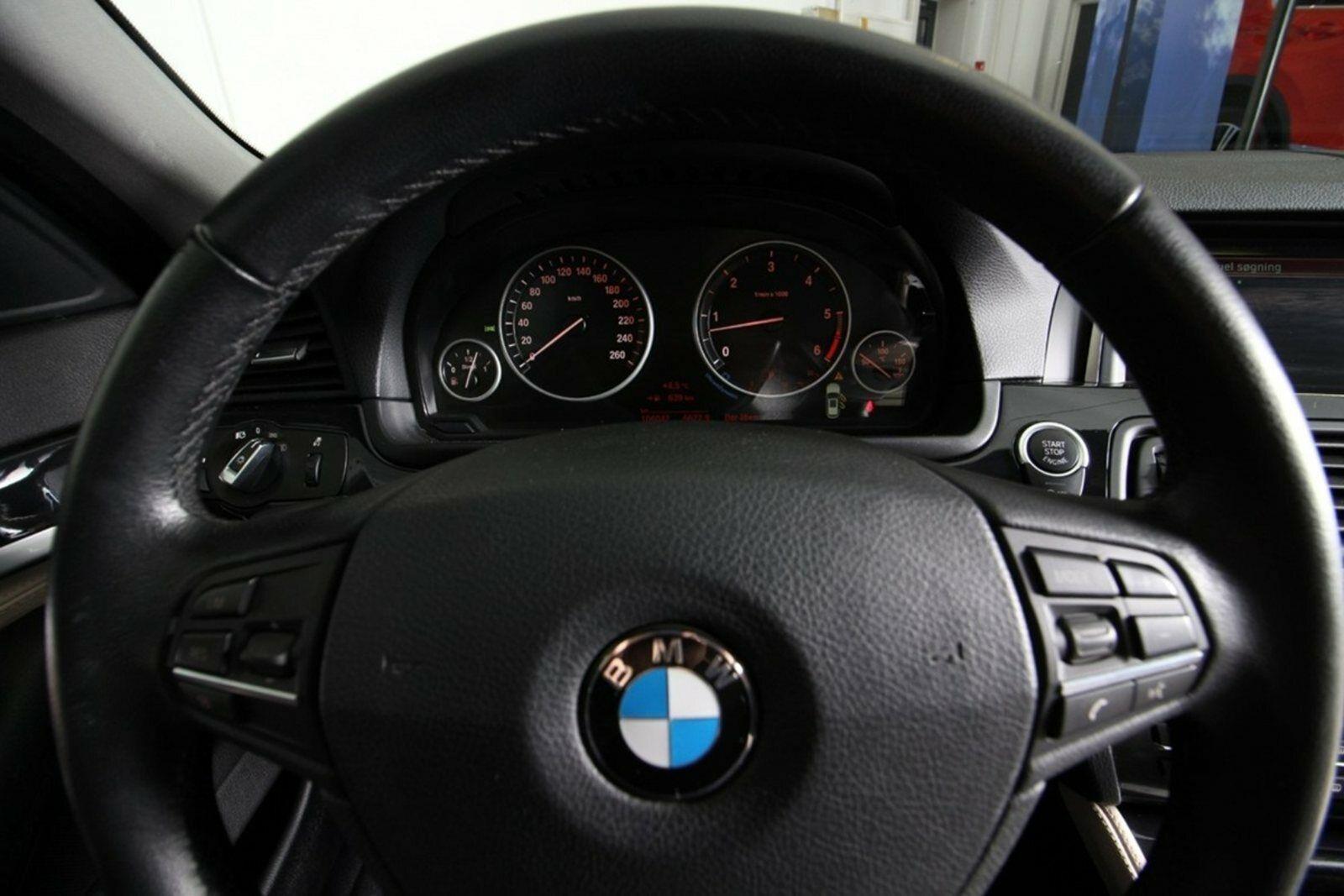 BMW 530d Touring aut. Van