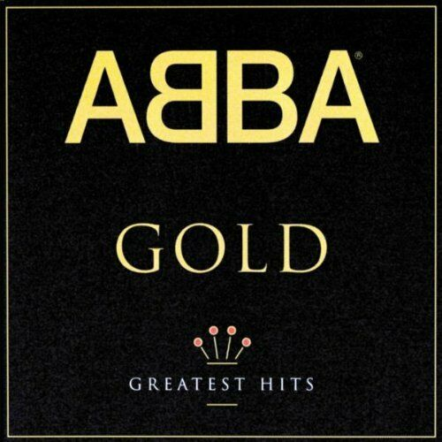 ABBA GOLD GREATEST HITS CD NEW