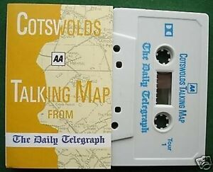 The-Cotswolds-Talking-Map-Cassette-Tape-TESTED