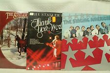 lot 3lp records The Statler Brothers Christmas Card  Singing Americans gospel