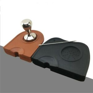 Espresso-Mat-Coffee-Tamper-Tamping-Holder-Pad-Anti-slip-Silicone-Dropped-Pads