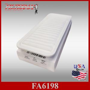 SCION IQ 2012-2015 1.3L FA6198 CA10762 OEM QUALITY ENGINE AIR FILTER