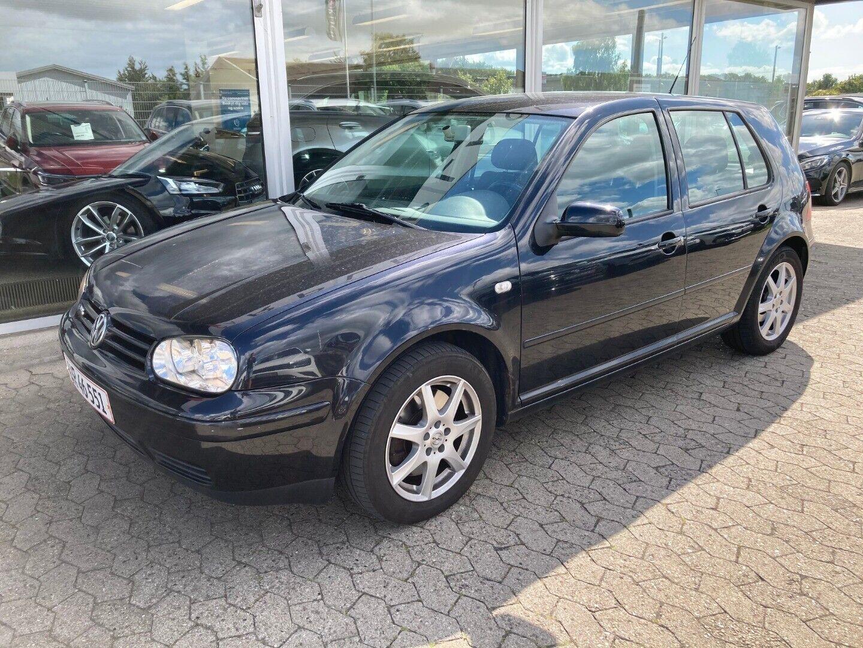 VW Golf IV 2,3 170 Highline 5d