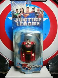 2003 Mattel Justice League Dark Suit Superman (Animated Series)