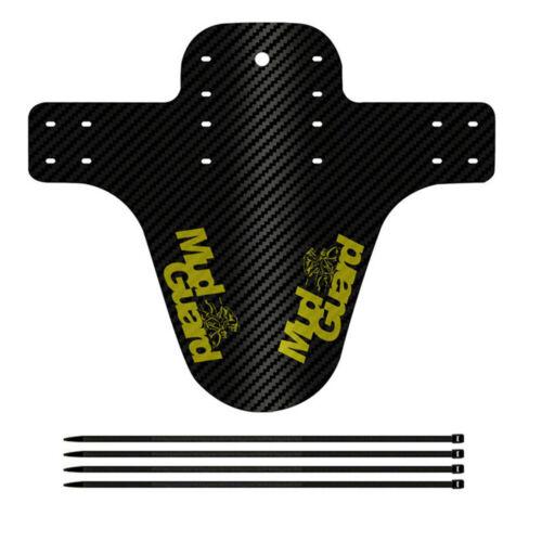MTB Bike Carbon Fiber Mudguards Front Mountain Bicycle Fender Mud Guard