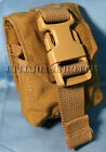 Eagle Industries Frag Grenade Pouch FSBE Coyote US Military MC-FGC-1-MS-Coy NEW