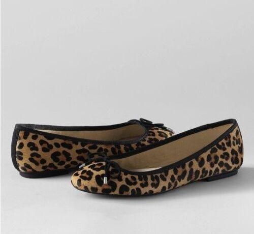per 4 con fiocco in bambina leopardo bianche balletto Stampa Scarpe lana 'End da Lands Uk qwnIF6zBgx