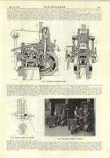 1915 Whittaker Briquette Presses Also Alexanders Hercules