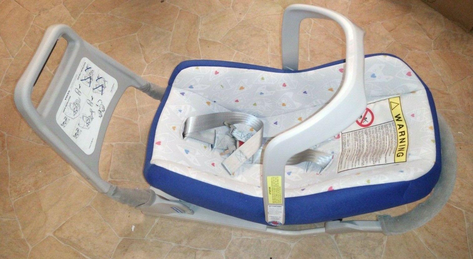 original babyschale 0 10 kg volvo kindersitz mit isofix gestell kinder sitz ebay. Black Bedroom Furniture Sets. Home Design Ideas
